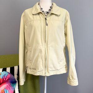 Columbia Stonewash Granite Cloth Utility Jacket
